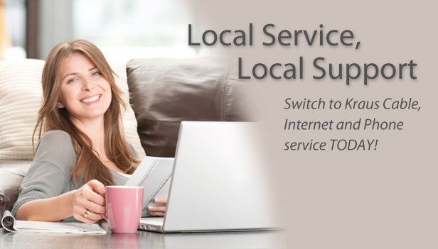 Local Service and Support